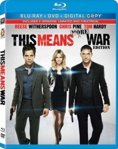 Значит, война / This Means War [UNRATED] (2012/HDRip)