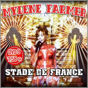 Mylene Farmer - Stade De France (DVD-9)