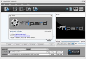 Tipard DVD Software Toolkit Platinum 6.1.36 + Portable (2012/ENG/PC)