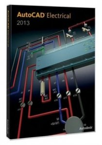 Autodesk AutoCAD Electrical 2013 (2012/Rus/PC)