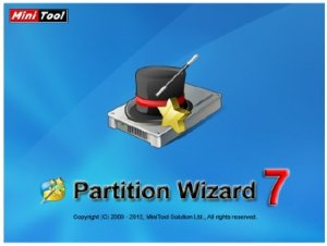 MiniTool Partition Wizard Professional 7.5 (x32/x64) Bootable CD