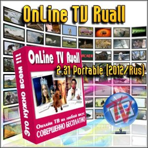 OnLine TV Ruall 2.31 Portable Rus