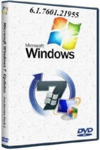 Обновления Windows 7 / Server 2008 R2 Service Pack 1 до 6.1.7601.17803 / 6.1.7601.21955 (2012/ENG/PC)