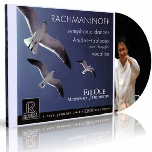 Rachmaninoff - Symphonic Dances (2001)