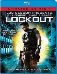 Напролом / Lockout [UNRATED] (2012/HDRip)
