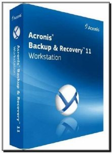 Acronis Backup and Recovery Workstation 11.0.17437 (2012) Rus