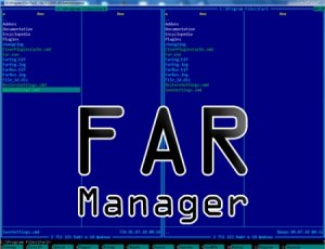 Far Manager 3.0.2781