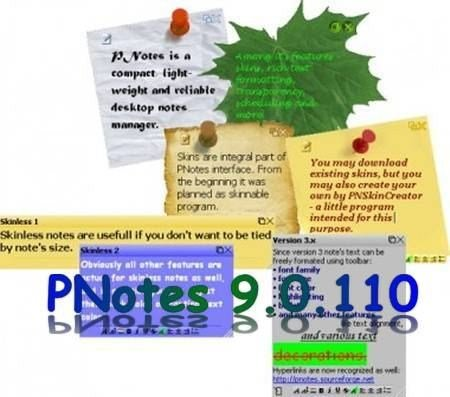 PNotes 9.0.110 Portable
