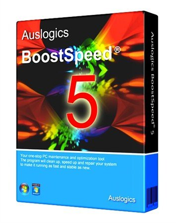 AusLogics BoostSpeed 5.4.0.5 Datecode 23.08.2012 Portable
