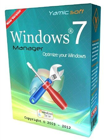 Windows 7 Manager 4.1.3 Final Portable