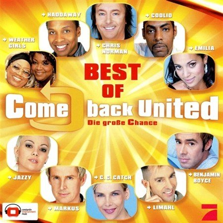 Best Of Comeback United (2004)