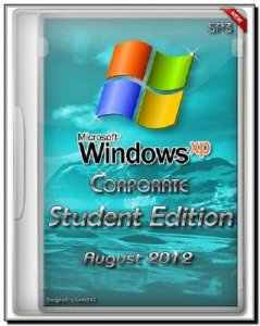 Windows Xp Pro Sp3 Corporate Student Edition August (2012/ENG/RUS)