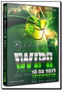 WPI DVD 19.08.2012 By Andreyonohov and Leha342 (RUS/2012)