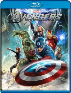 Мстители / The Avengers (2012) / BDRip / DVDRip / 3 Gb / 1.50 Gb