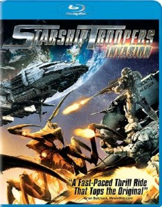 Звездный десант: Вторжение / Starship Troopers: Invasion (2012/DVD9)