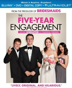Немножко женаты / The Five-Year Engagement [UNRATED] (2012/HDRip/2100Mb/1400Mb)