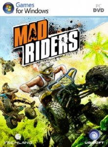 Mad Riders v.1.0.1.0 (2012/Multi6+RUS/RePack by R.G. ReCoding)