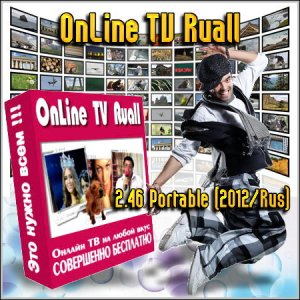 OnLine TV Ruall 2.46 Portable Rus