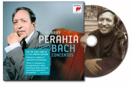 Murray Perahia with ASMF Plays Bach Concertos (2011)
