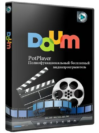 Daum PotPlayer 1.5.34115 by SamLab Portable
