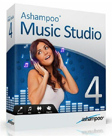 Ashampoo Music Studio 4.0.5
