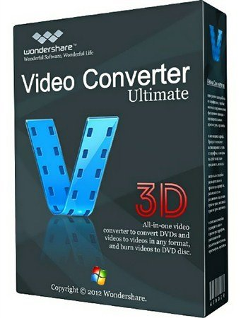 Wondershare Video Converter Ultimate 6.0.1.0