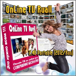 OnLine TV Ruall 2.48 Portable Rus