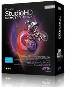 Pinnacle Studio HD Ultimate Collection v.15.0.0.7593 (Оригинальная версия) + Content (2011/MULTI+RUS/PC)