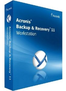 Acronis Backup & Recovery Server 11.5 build 32256 + Universal Restore