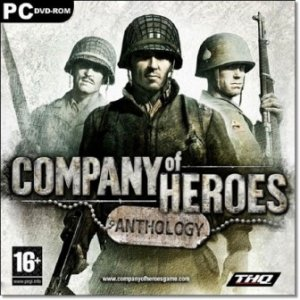 Company of Heroes. Anthology (2009/RUS/Rip by R.G.Механики) PC