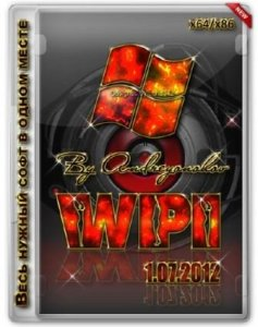WPI DVD 1.07.2012 By Andreyonohov & Leha 342 (2012/RUS) PC