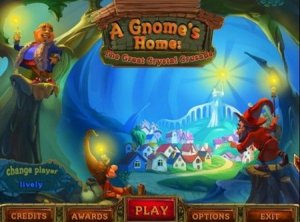 A Gnome's Home: The Great Crystal Crusade / Дом гнома: Великий Крестовый Поход Кристалл (2012/RUS) PC