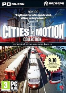Cities in Motion Collection / Города в движении коллекция (2012/ENG) PC