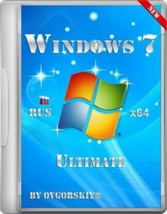 Microsoft Windows 7 Ultimate Ru x64 SP1 NL2 by OVGorskiy® 09.2012