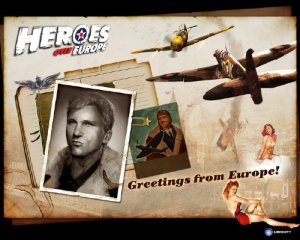 Heroes over Europe / Герои Европы (2009/ENG/PC/Lossless RePack by RG Packers)