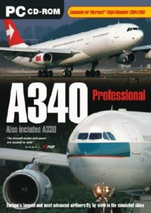 Просто рейс A340 / Just Flight A340 (2010/ENG/Add-On)