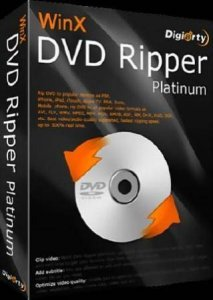 WinX DVD Ripper Platinum 6.9.2 Build 20120921