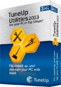 TuneUp Utilities  v.2013.0.2020.14 Final (Русификатор)