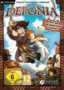 Deponia v.1.1 (2012/ENG/PC/RePack by Audioslave)